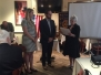 Gerard Graveline induction to Rotary