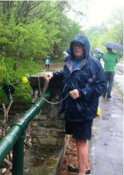 Rock Creek Watershed Cleanup April 22