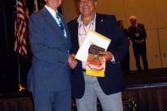 Bronze Award at Rotacon '14