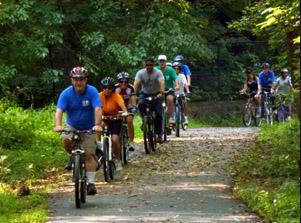 Upper Rock Creek Bike Eco-Tour May 18