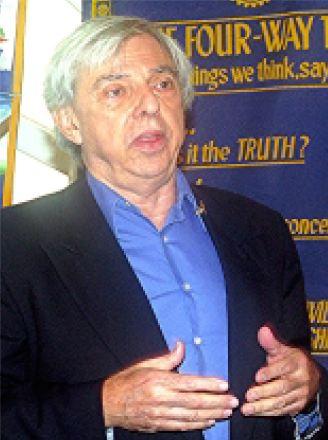Fredric D. Abramson, Ph.D.   –   Fresh Start Science