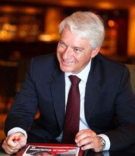 Wegger Strommen – Ambassador of Norway