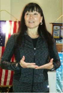 Maggie Rhoades – Unity Woods Yoga
