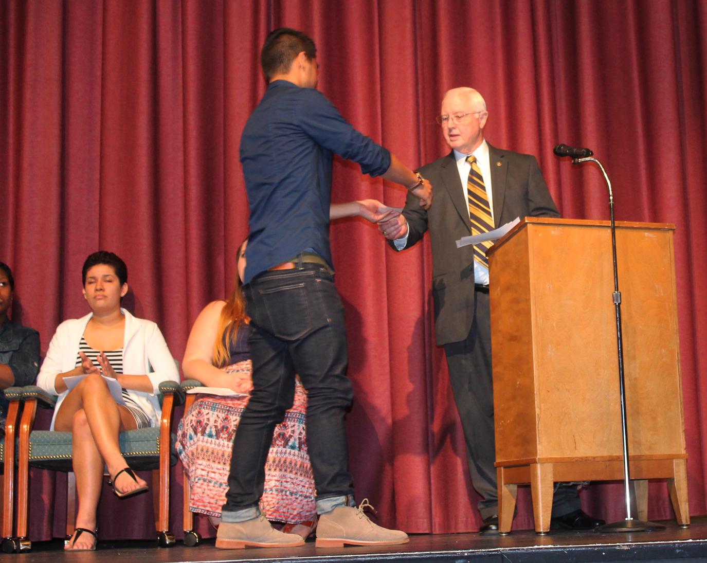 Thomas Edison High School of Technology Awards Assembly