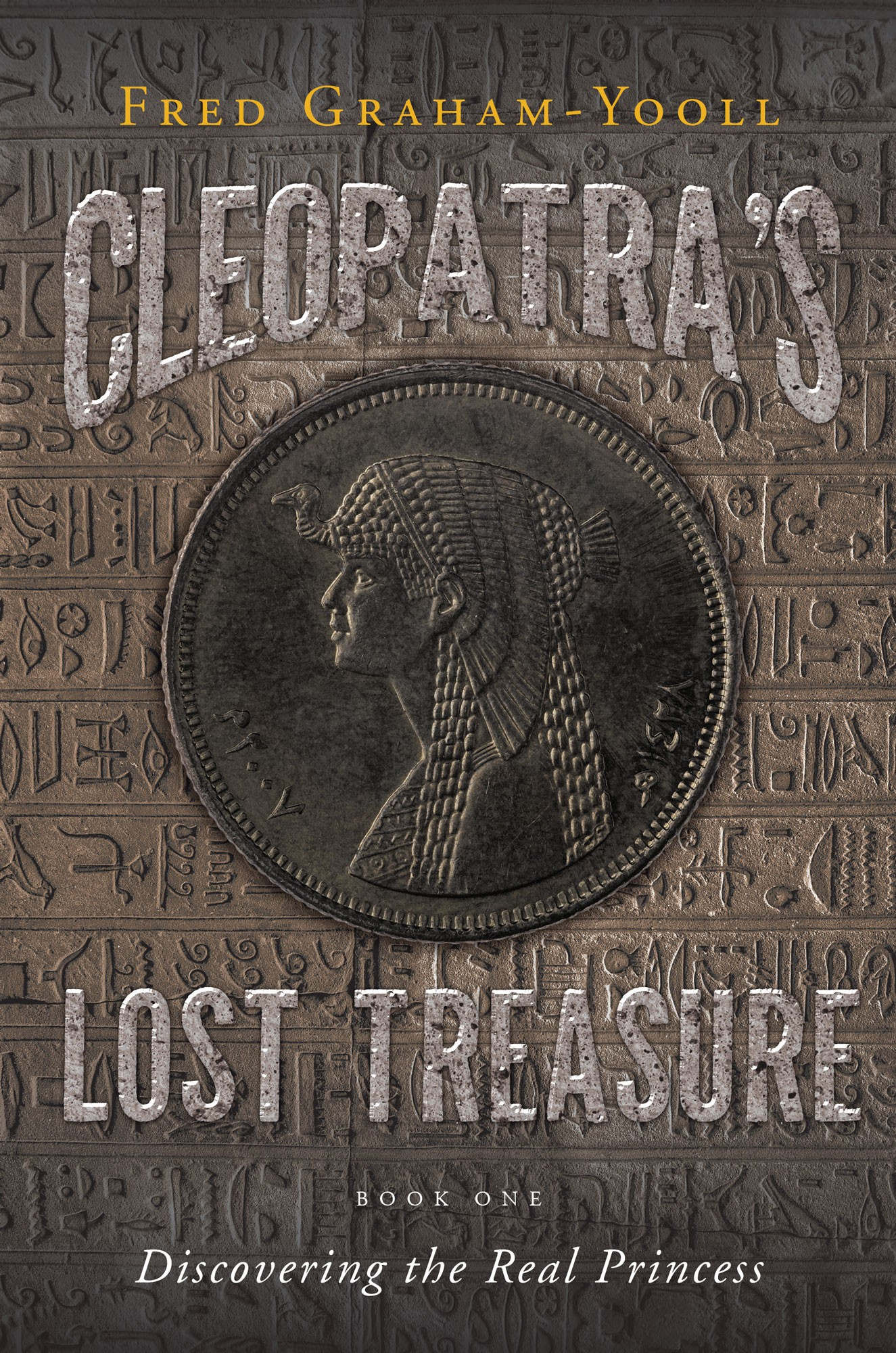 Fred Graham-Yooll – Cleopatra's Lost Treassure