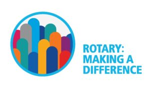 Presidential theme 2017-18: Rotary: Making a Difference