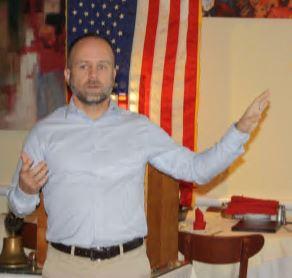 John Pfaehler: Law Eforcement Wellness
