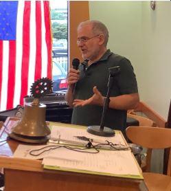Bruce Levine: The American Chesnut